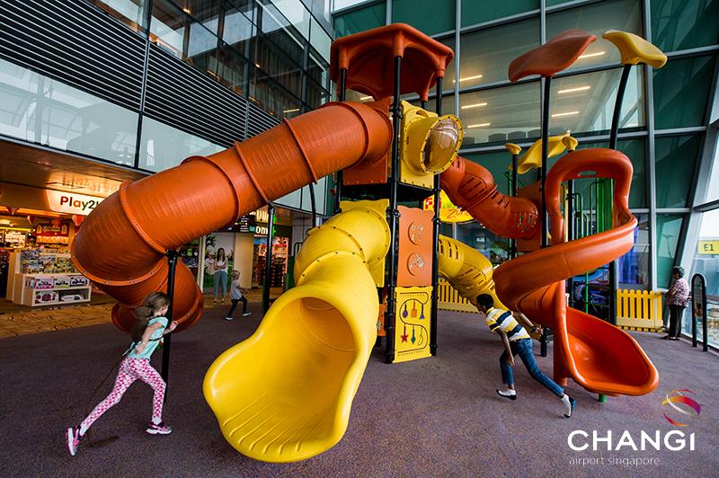 Playground in Changi