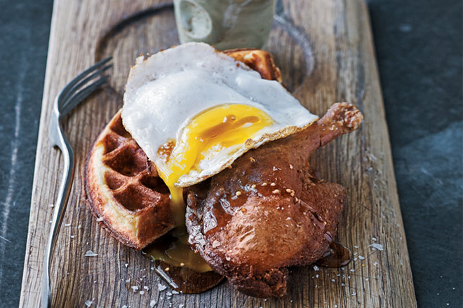 Duck & Waffle. Photo: Duck and Waffle